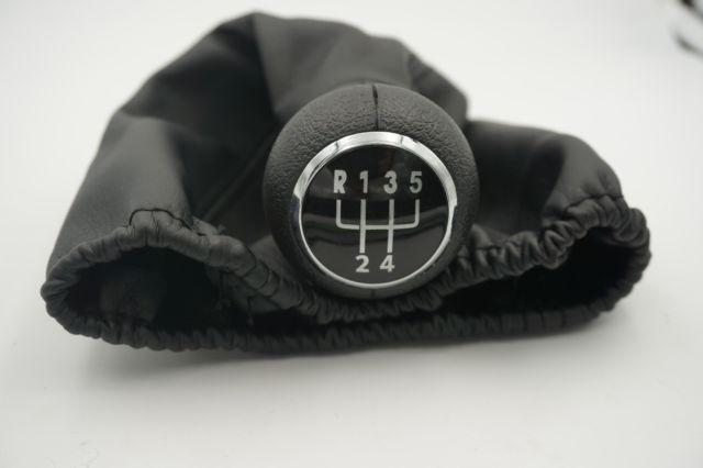 RUČKA MJENJAČA SA KOŽOM ASY VW GOLF 3-5 BRZINA