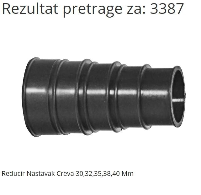 REDUCIR CRIJEVA 30,32,35,38,40mm