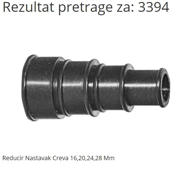 REDUCIR CRIJEVA 16,20,24,28mm