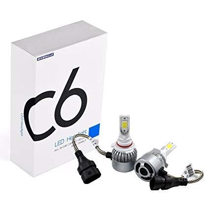 SIJALICE CREE LED C6+ 12V HB3 6000K grade A