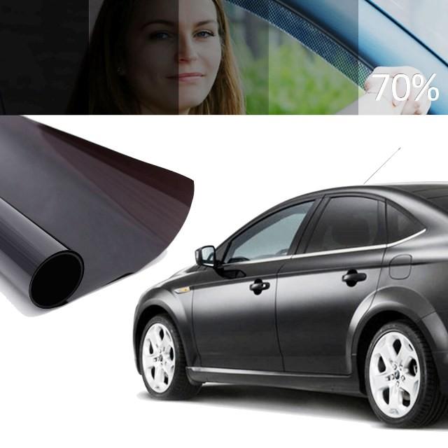 FOLIJA ZA STAKLO AUTOSYSTEM 2PLY 50X300cm BLACK(25%) PROVIDNOST