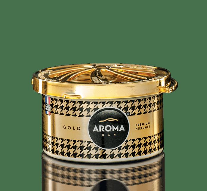 MIRIS ZA AUTO AROMA CAR PRESTIGE ORGANIC GOLD