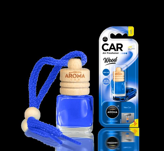 MIRIS ZA AUTO AROMA CAR WOOD 6ml-NEW CAR