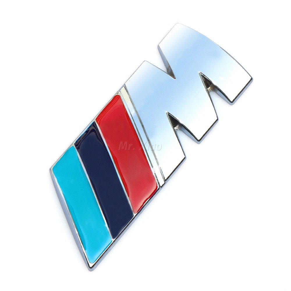 PLASTIČNA OZNAKA BMW M ZADNJA