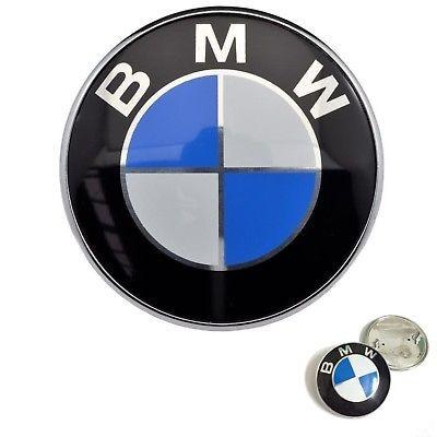 PLASTIČNA OZNAKA BMW PREDNJA